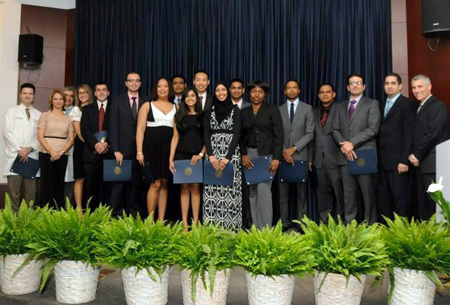 Residents, fellows recognized at College of Medicine – Jacksonville graduation