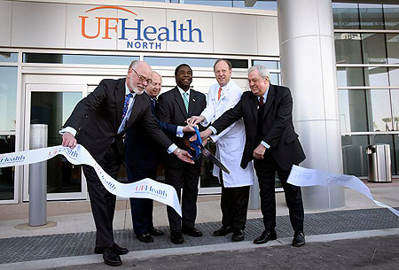 New UF Health North campus open for business