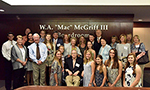 "Boardroom named in honor of former hospital leader ""Mac"" McGriff - Thumb"