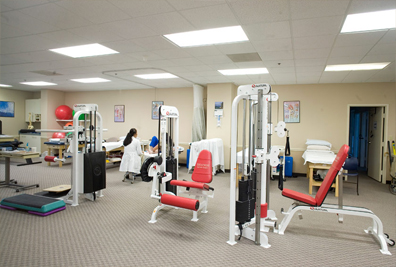 Rehabilitation At The UF Bone And Joint Center At Emerson