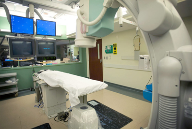 Diagnostic and Interventional Catheterization Laboratory Cardio