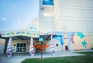 Pediatric Emergency Center