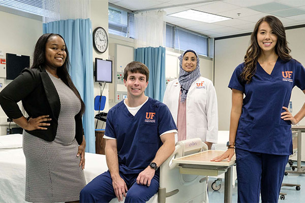 University of Florida College of Nursing in Jacksonville
