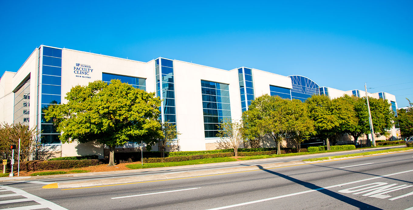University of Florida Health Science Center Jacksonville