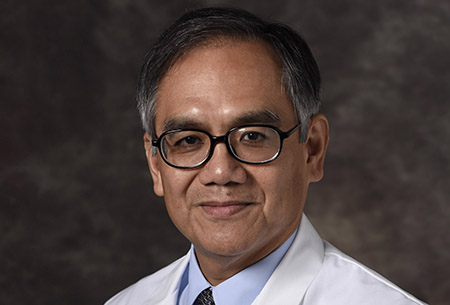 Ramon Bautista, MD, MBA <br>named chair of neurology
