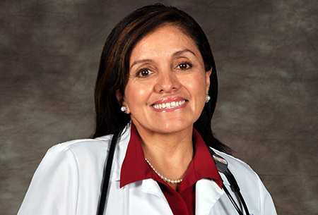 Velarde receives honors <br/>from two high-profile <br/>cardiology organizations