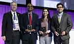 Cardiology fellows shine in national Jeopardy-style competition - Thumb