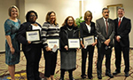 Faculty, staff receive Superior Accomplishment Awards - Thumb