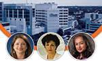 Three female physician leaders recognized for achievements - Thumb